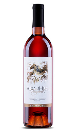 AronHill Estate Primrose Rose Wine