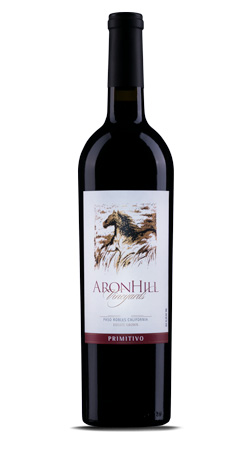 AronHill Estate Primitivo Wines